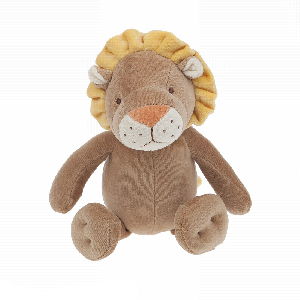 leo, the lion, simply fido organic dog toys | best toys for puppies | www.perfectcockerspaniel.com