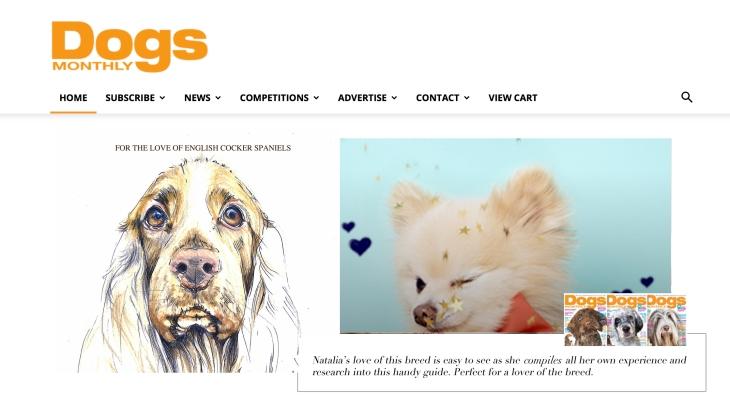 natalia-ashton-perfect-cocker-spaniel-book-dogsmonthly-magazine-press