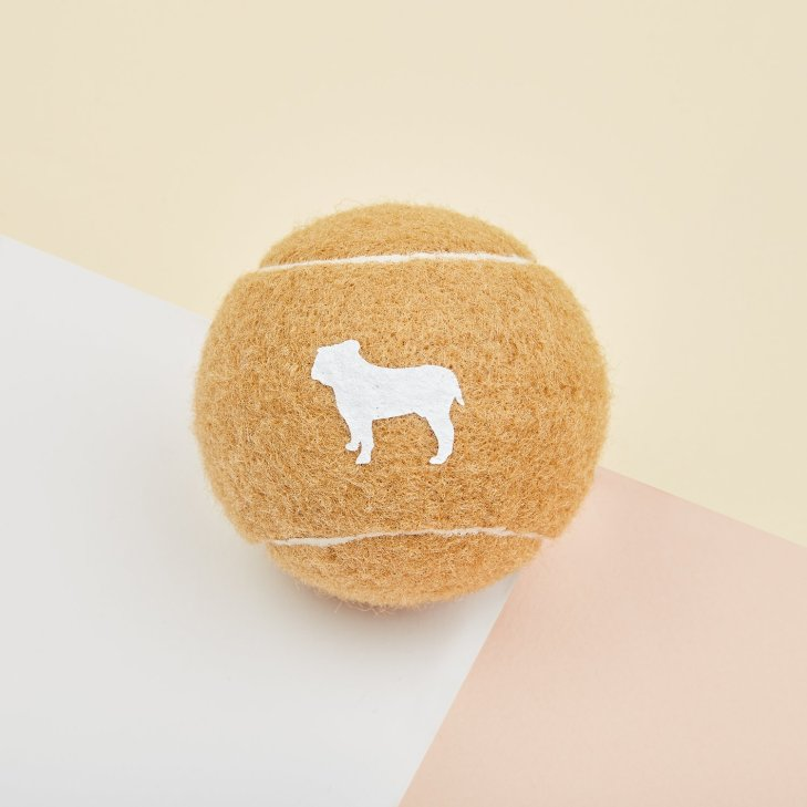 Barc London dog tennis ball toy / best christmas presents for english cocker spaniels gift guide / perfect cocker spaniel blog (C) Natalia Ashton